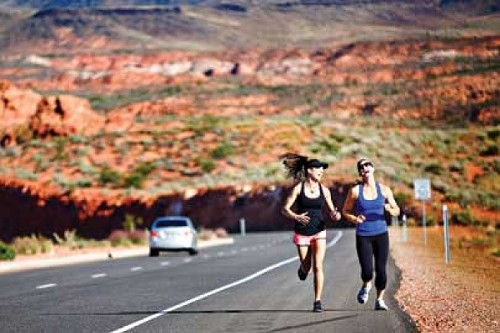 Dixie Red Rock Relay