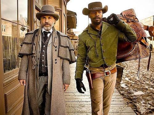 Django Unchained - ANCHOR BAY