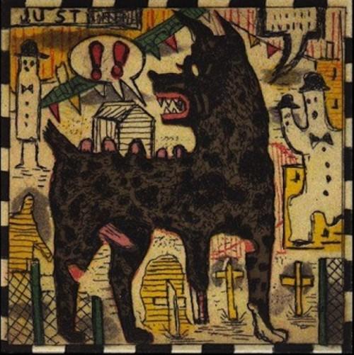 Dog Ghost - TONY FITZPATRICK