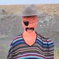 Dorito Man is dead, we shot him in the desert (video)