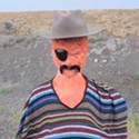 Dorito Man is dead, we shot him in the desert (video)