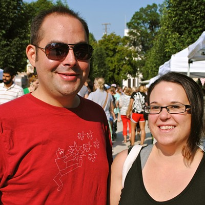 Downtown Farmers Market (8.18.12)