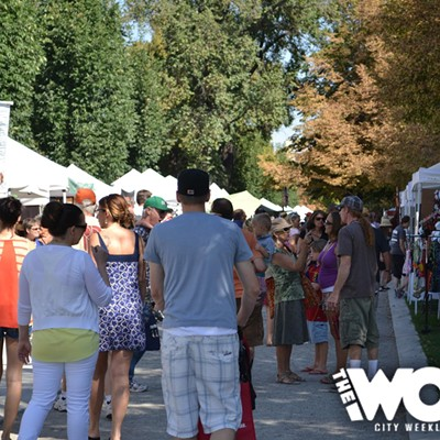 Downtown Farmers Market (9.8.12)