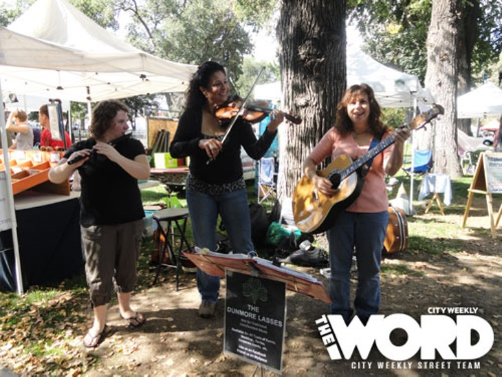 Downtown Farmers Market by The Word (10.1.11)