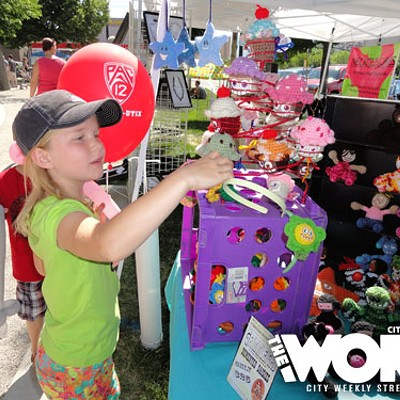 Downtown Farmers Market by The Word (6.25.11)