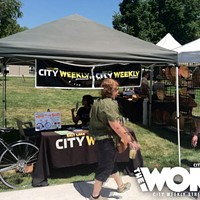 Downtown Farmers Market by The Word (7.2 & 7.9.11)