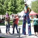 Downtown Farmer's Market, June 18, 2011