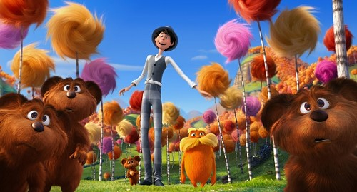 Dr. Seuss' The Lorax - UNIVERSAL