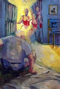 """Dreams of Lala Land"" by Sue Martin"
