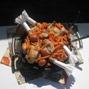 Dutch Oven Recipe: Cranberry Coated Game Hens