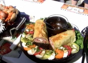Dutch Oven Recipe: Pork Wellington - Italian Style