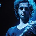Dweezil Zappa tonight at the Depot