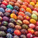 Easy Peel Easter Eggs
