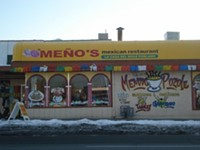 El Menos Mexican Restaurant in Salt Lake City