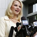 Elizabeth Smart's Not Afraid