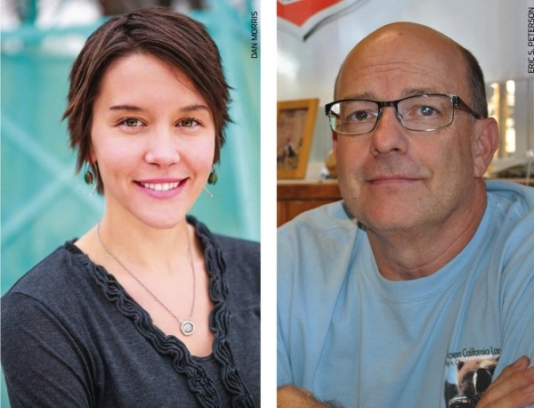 Erin Mendenhall, Bill Davis - DAN MORRIS/ERIC S. PETERSON