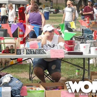 Extreme Yard Sale (9.5.11)
