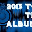 Favorite 2013 Albums