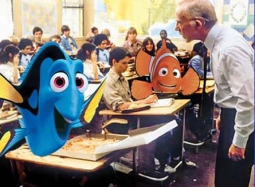 Finding Nemo 2: Schooled