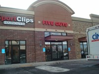 Five Guys Burgers and Fries in Midvale