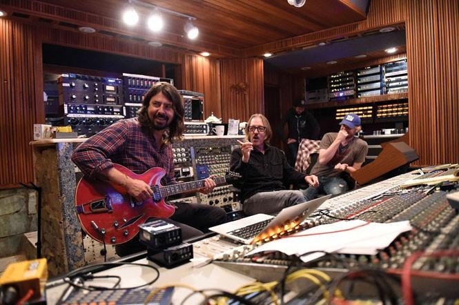 Foo Fighters: Sonic Highways (HBO)