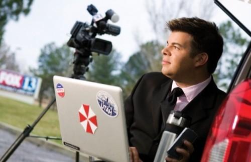 Fox 13 reporter Ben Winslow