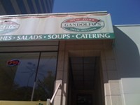 Gandolfo's Restaurant in downtown Salt Lake City