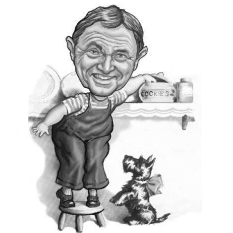 Gary & The Cookie Jar - JOHN KILBOURN