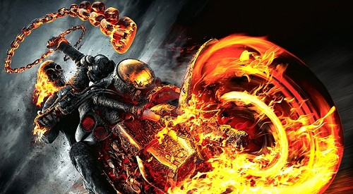 Ghost Rider: Spirit of Vengeance - SONY