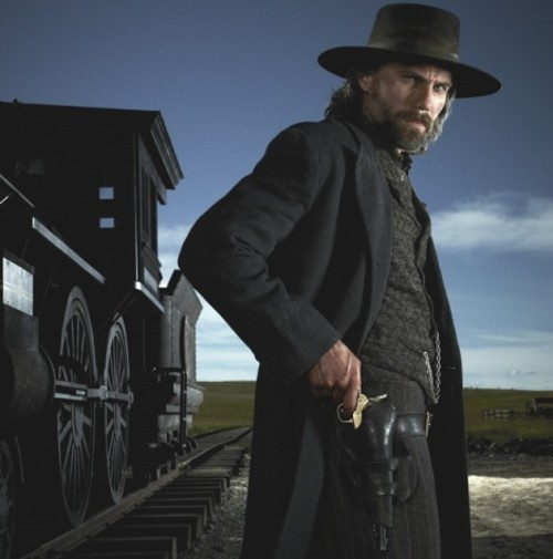 Hell on Wheels - AMC