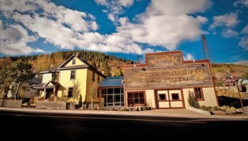 High West Distillery & Saloon - COURTESY PHOTO