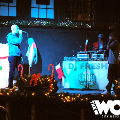 Hot The Grouch Stole Christmas Tour: 2012 (Photos by Nicole Jaatoul)