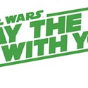 If May the 4th *must* be with you...