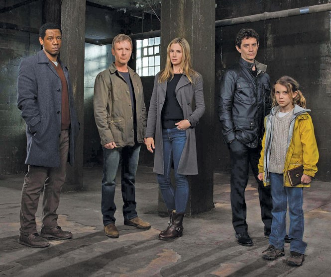Intruders (BBA America)