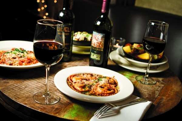 Italian fare from Caffe Molise paired with wines from BTG wine bar.