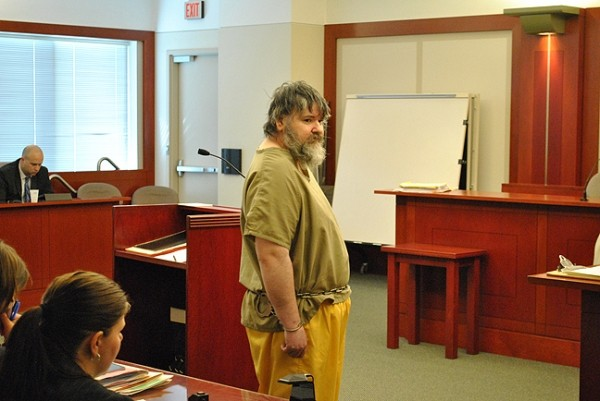 Jack Stiles appears in 3rd District Court on March 31 - COLBY FRAZIER