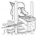 Jail Cake