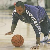 Jazz guard Mo Williams