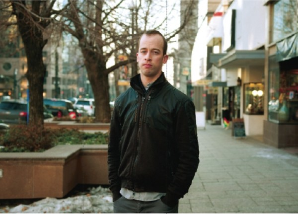 Jeff Beecroft is a 29-year-old who struggled with signing up with HealthCare.gov before a navigator with the Utah Pride Center h - NIKI CHAN
