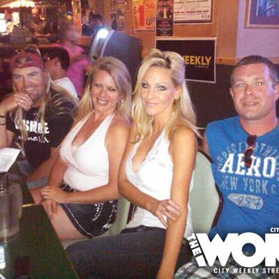 Karaoke at Club 90 7.22.10