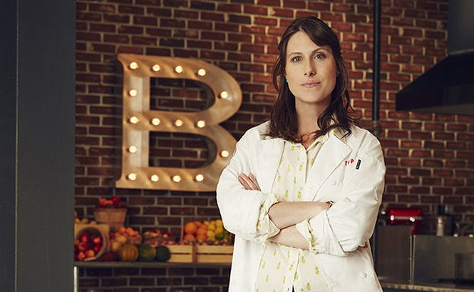 Katie Weinner of Top Chef Season 12 (Bravo)