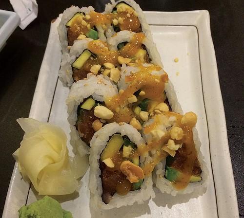 Kobe's Aloha Roll
