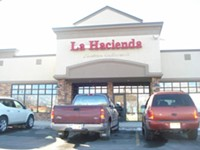 La Hacienda Restaurant in Salt Lake City