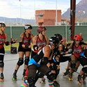 Ladies of the Lake Roller Derby