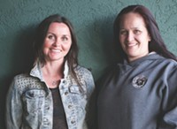 Rinda Ungricht & Laurie-Lynn Macdonald of SLC Groove