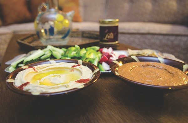 Laziz Foods' Hummus - AUSTEN DIAMOND
