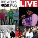Live: Music Picks Aug. 8-14