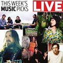 Live: Music Picks Dec. 12-18