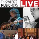 Live: Music Picks Dec. 5-11