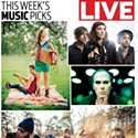 Live: Music Picks July 11-17